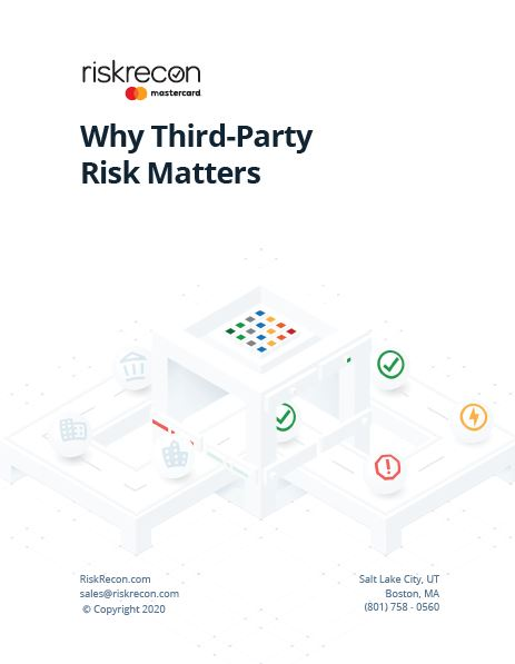Why Third-Party Risk Matters