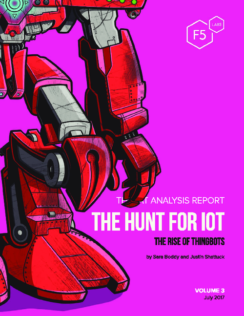 Threat Analysis Report: The Hunt for IoT