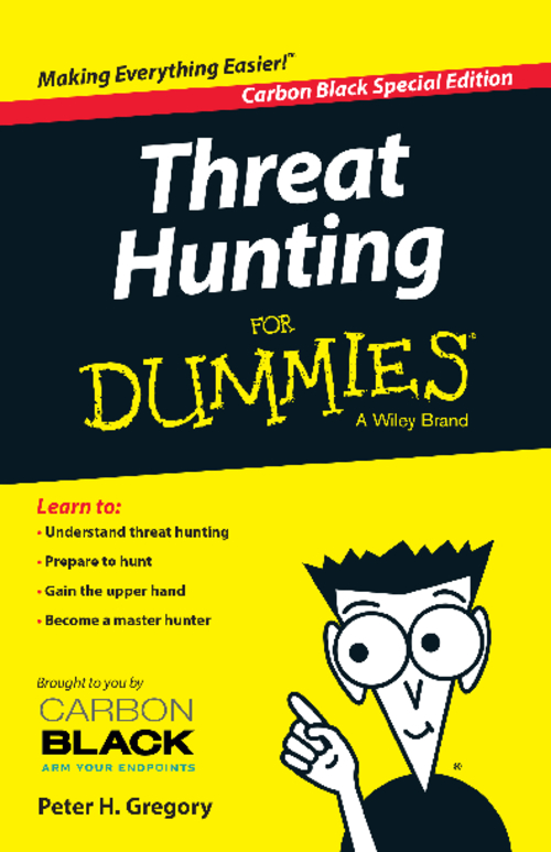Threat Hunting for Dummies eBook