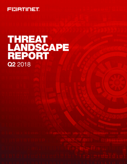Threat Landscape Report Q2 2018