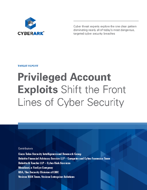 Threat Report: Cyber Threat Investigators Uncover Privileged Account Vulnerabilities in Most Serious Security Breaches