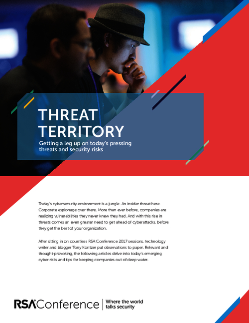 Threat Territory: Looking Back before Looking Ahead to RSAC 2018
