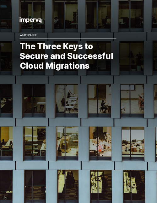 The Three Keys to Secure and Successful Cloud Migrations