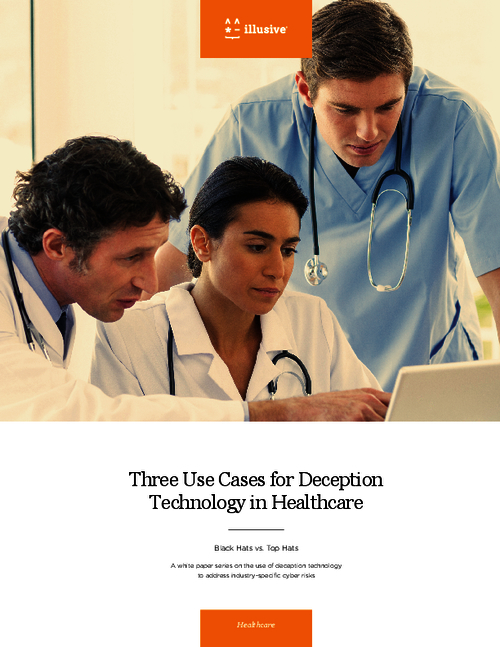 How Can Deception Technology Help The Healthcare Industry?