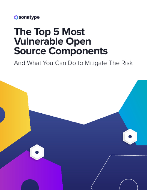 The Top 5 Most Vulnerable Open Source Components And What You Can Do to Mitigate The Risk
