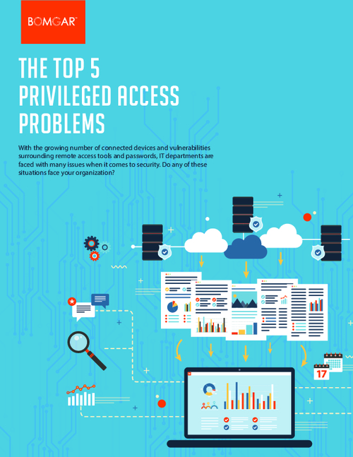 The Top 5 Privileged Access Problems