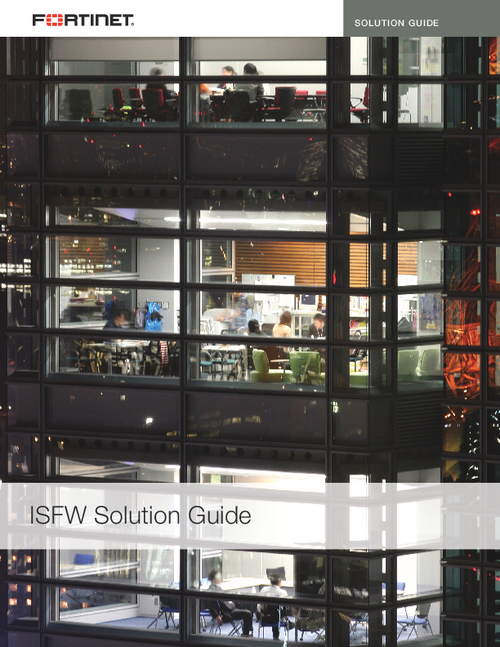 5 Reasons Why ISFW Can Protect Your Network