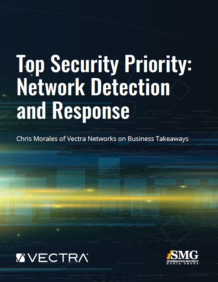 Top Security Priority: Network Detection and Response