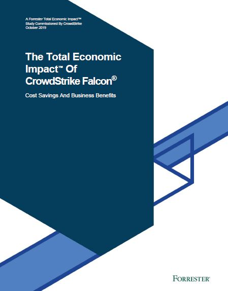 The Total Economic Impact™ Of CrowdStrike Falcon®