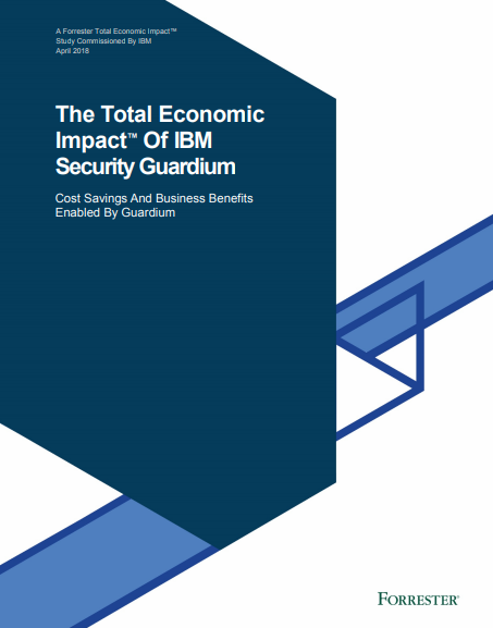 The Total Economic Impact of IBM Guardium