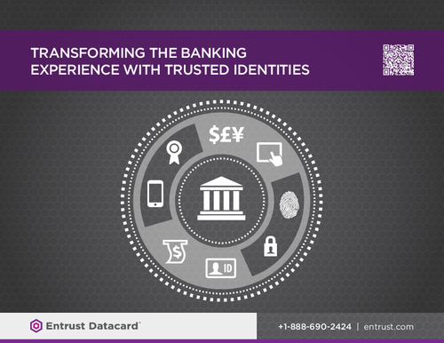 Transforming the Banking Experience with Trusted Identities