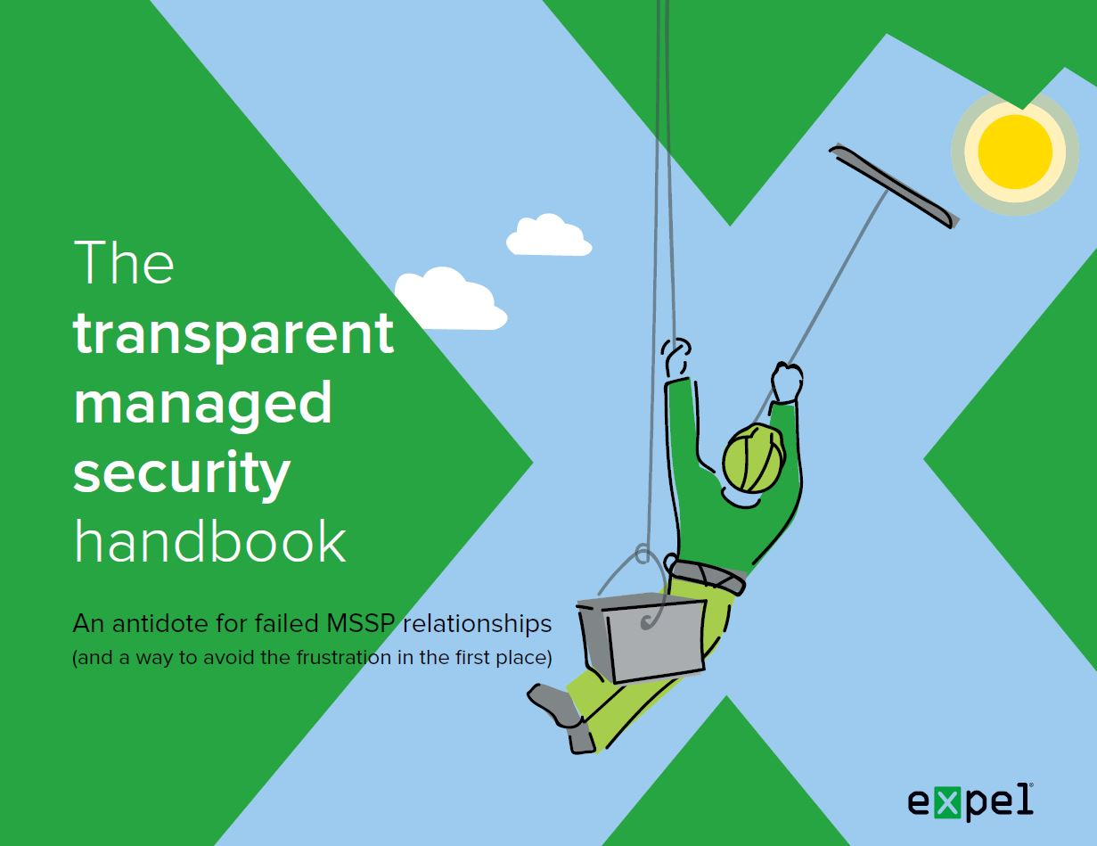 The Transparent Managed Security Handbook