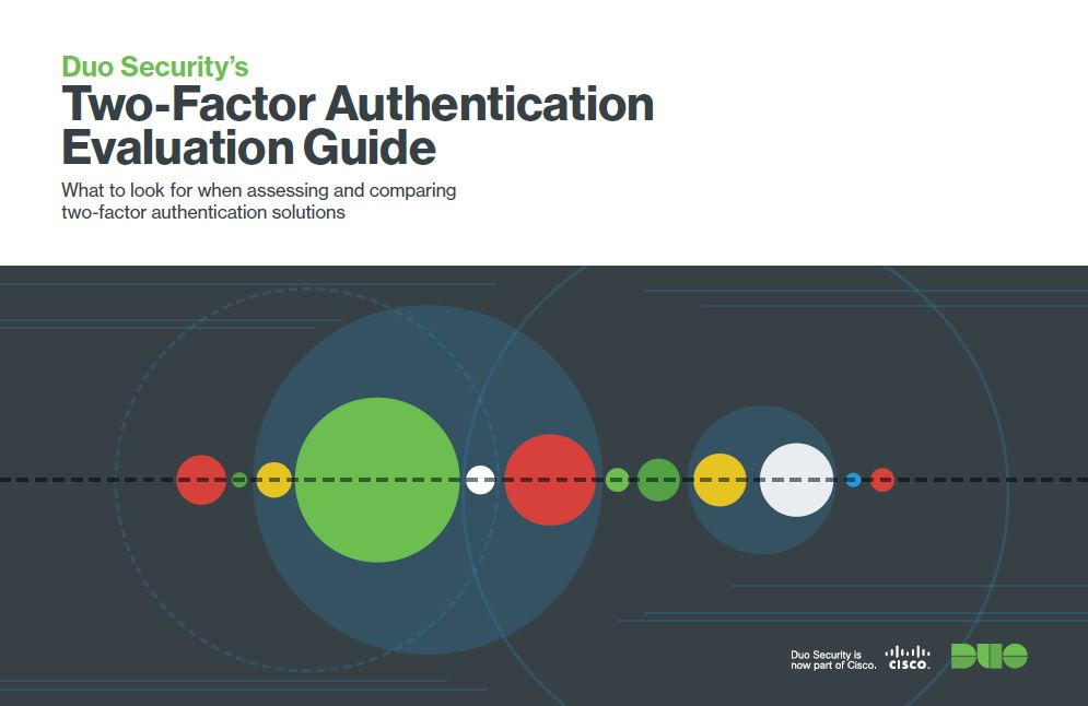 Government's Two-Factor Authentication Evaluation Guide