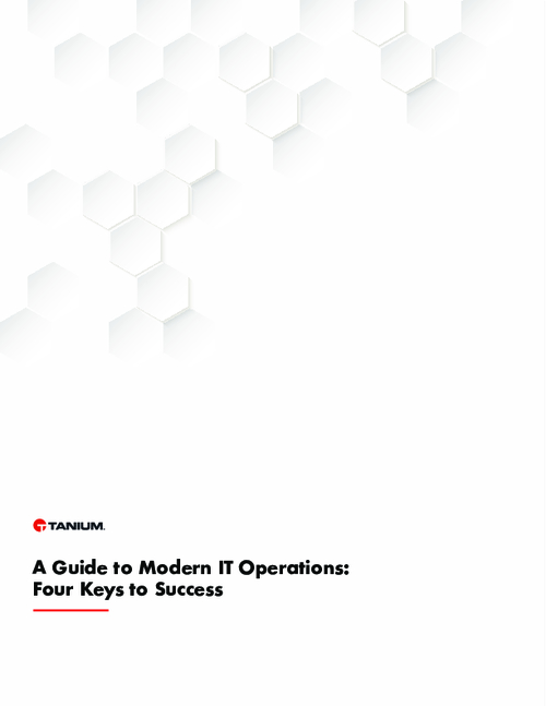 Ultimate Guide to Modern IT Ops - 4 Keys to Success