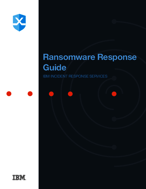 Ransomware Response: Incident Lifecycle
