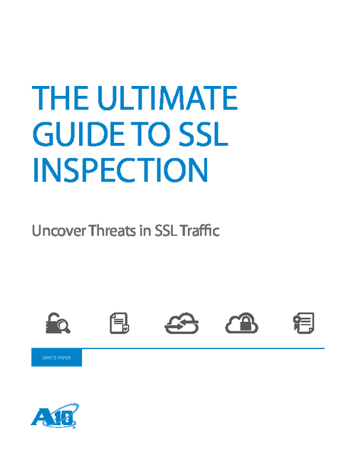 The Ultimate Guide to SSL Inspection: Uncover Threats in SSL Traffic