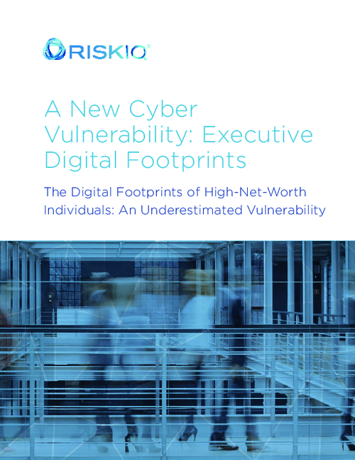 An Underestimated Vulnerability: The Digital Footprints of High Net-Worth Individuals