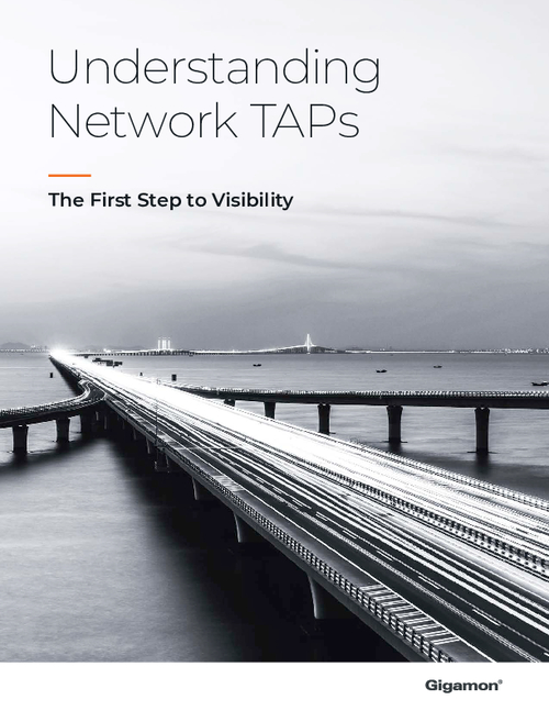 Understanding Network TAPs - The First Step to Visibility