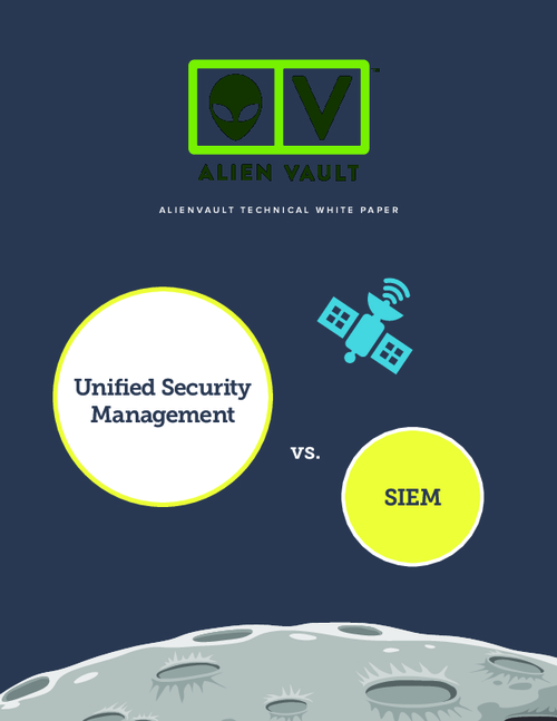 Unified Security Management (USM) vs. SIEM: a Technical Comparison