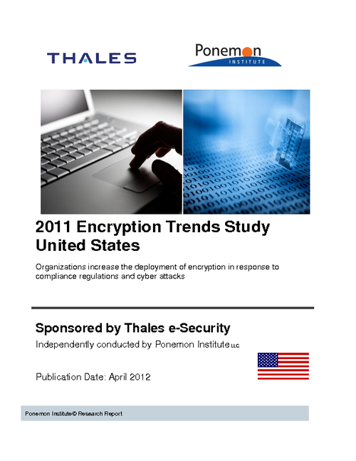 USA Encryption Trends Study 2011