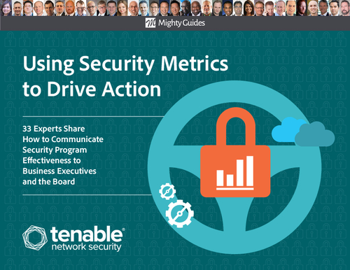 Using Security Metrics to Drive Action