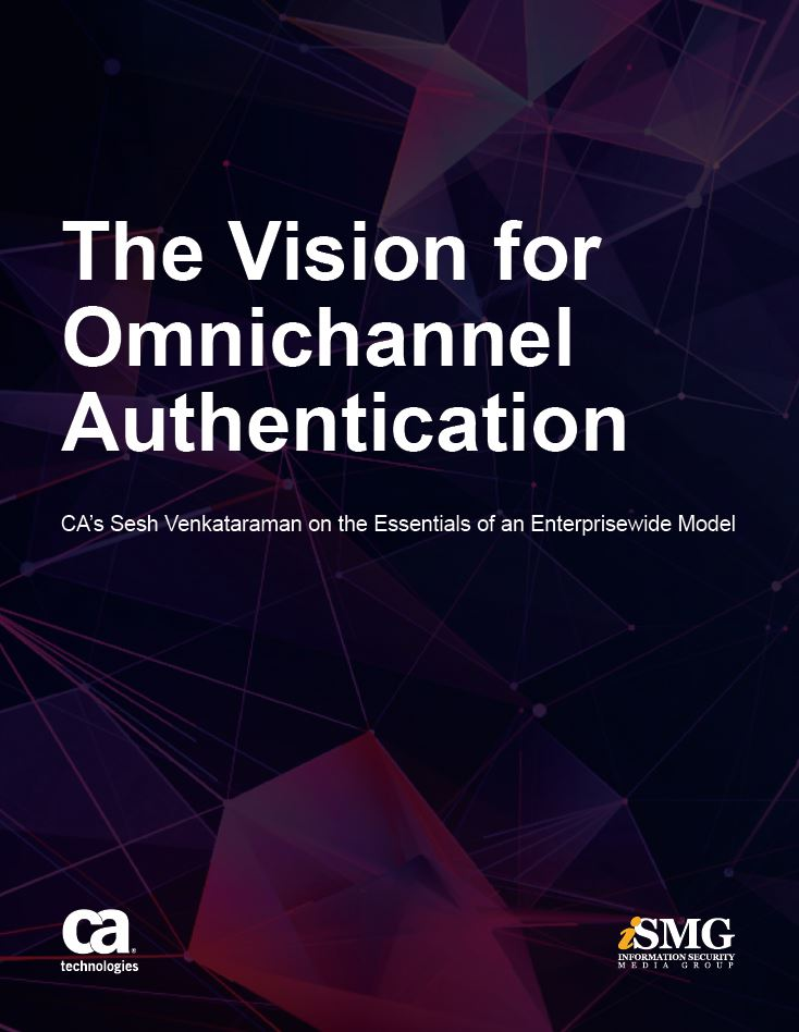 The Vision for Omnichannel Authentication