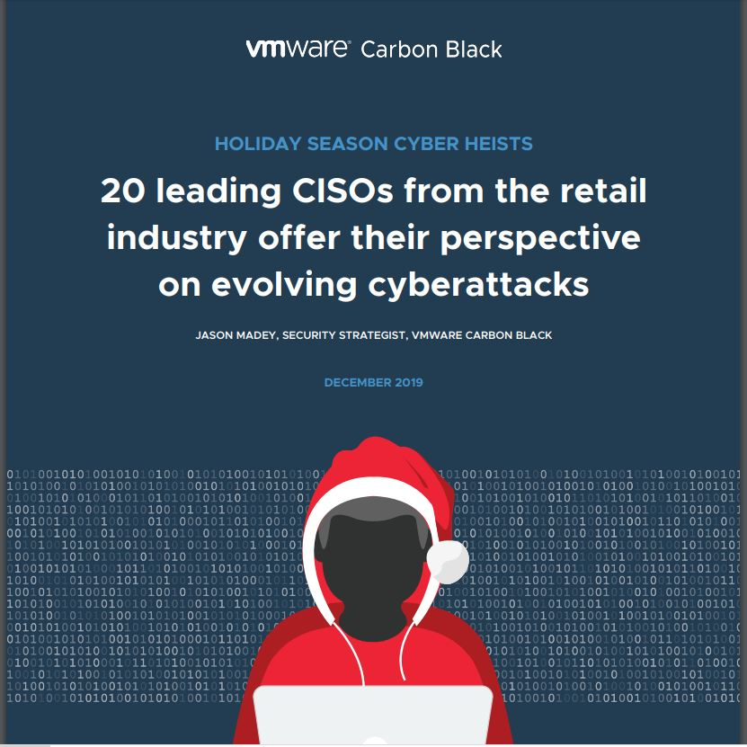 VMware Carbon Black Holiday Threat Report