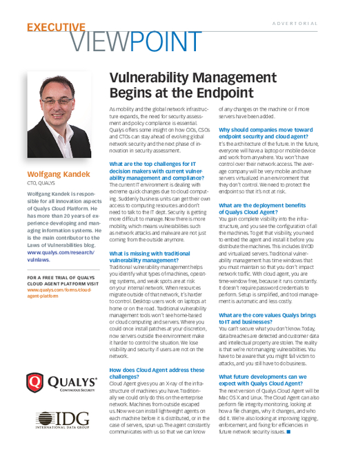 The Urgency for Security Assessment and Policy Compliance