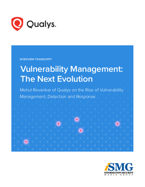 Vulnerability Management: The Next Evolution