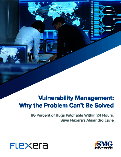 Vulnerability Management: Why the Problem Can't Be Solved