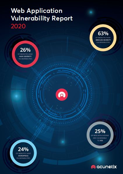 Web Application Vulnerability Report 2020