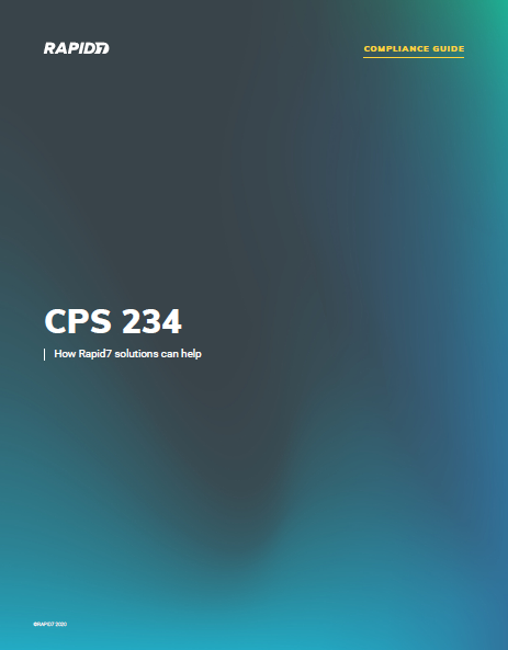 What does Prudential Standard CPS234 mean to your organisation?