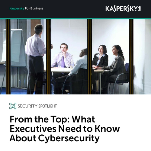 What Executives Need to Know About Cybersecurity