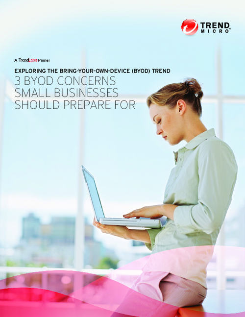 What SMBs Can Do to Handle BYOD Concerns