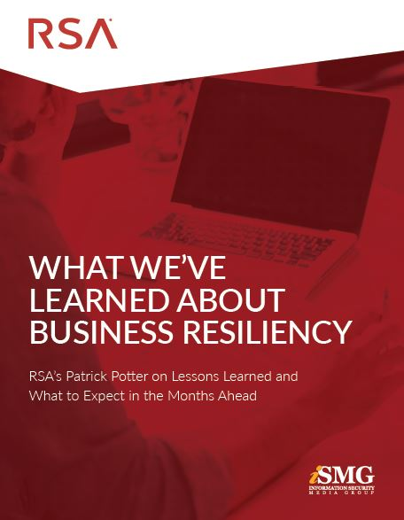 What We've Learned About Business Resiliency