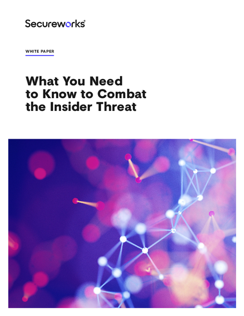 What You Need to Know to Combat the Insider Threat