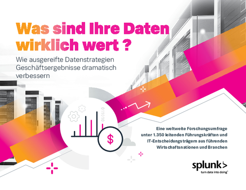 What is your Data Really Worth? Executive Summary (German Version)