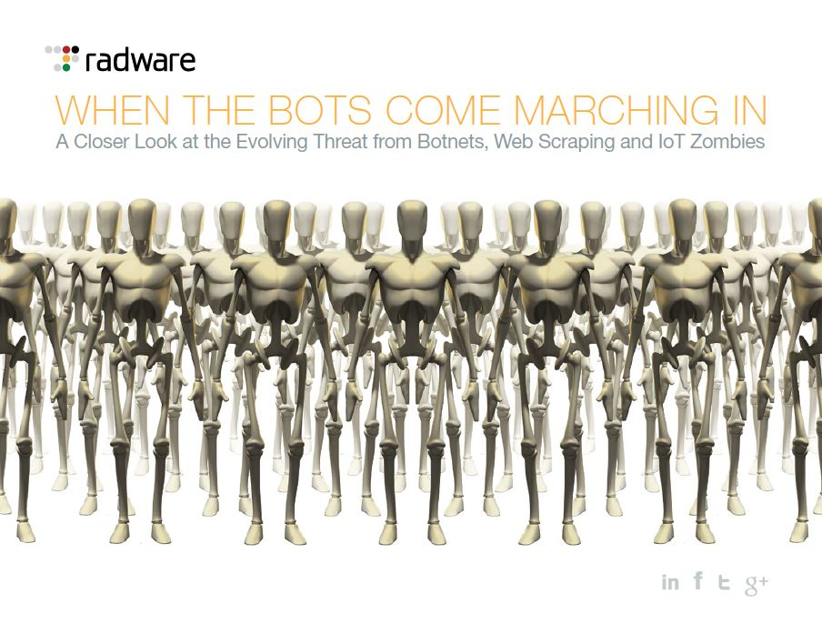 When the Bots Come Marching In: Evolving Threats from Botnets, Web Scraping & IoT Zombies