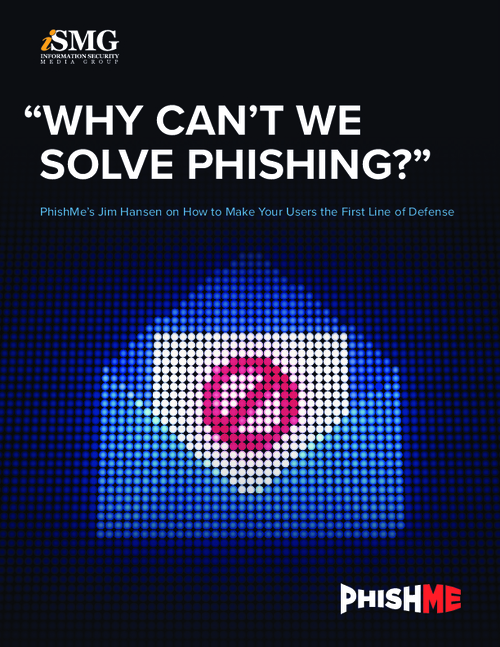 Why Can't We Solve Phishing?