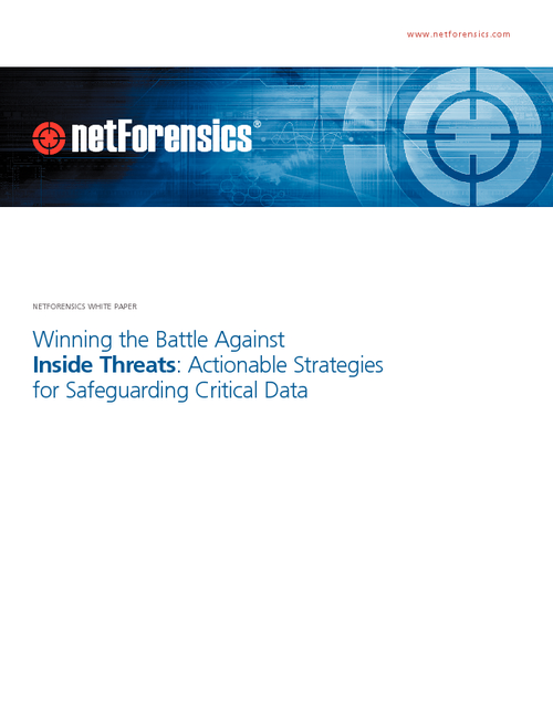 Winning the Battle Against Insider Threat