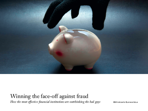Winning the Face-Off Against Fraud