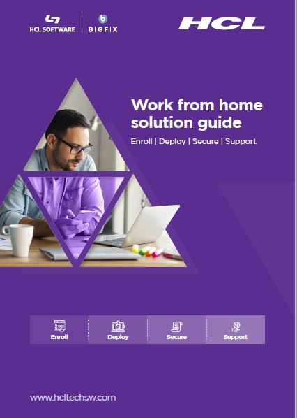 Making Your Work-From-Home Endpoint Fleet Secure and Compliant