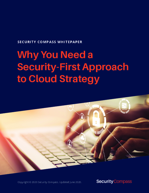 Why You Need a Security-First Approach to Your Cloud Strategy