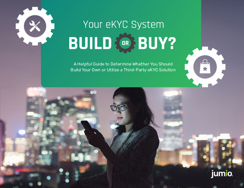 Your eKYC System - Build or Buy?
