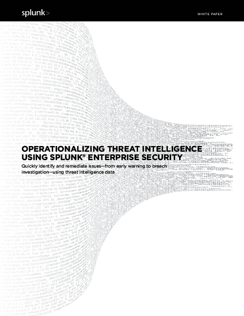 Is Your Organization Operationalizing Threat Intelligence?