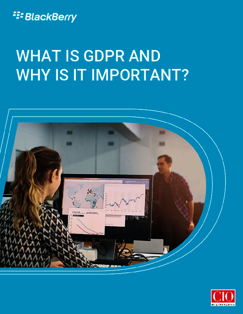 Is Your Organisation Ready For The GDPR?