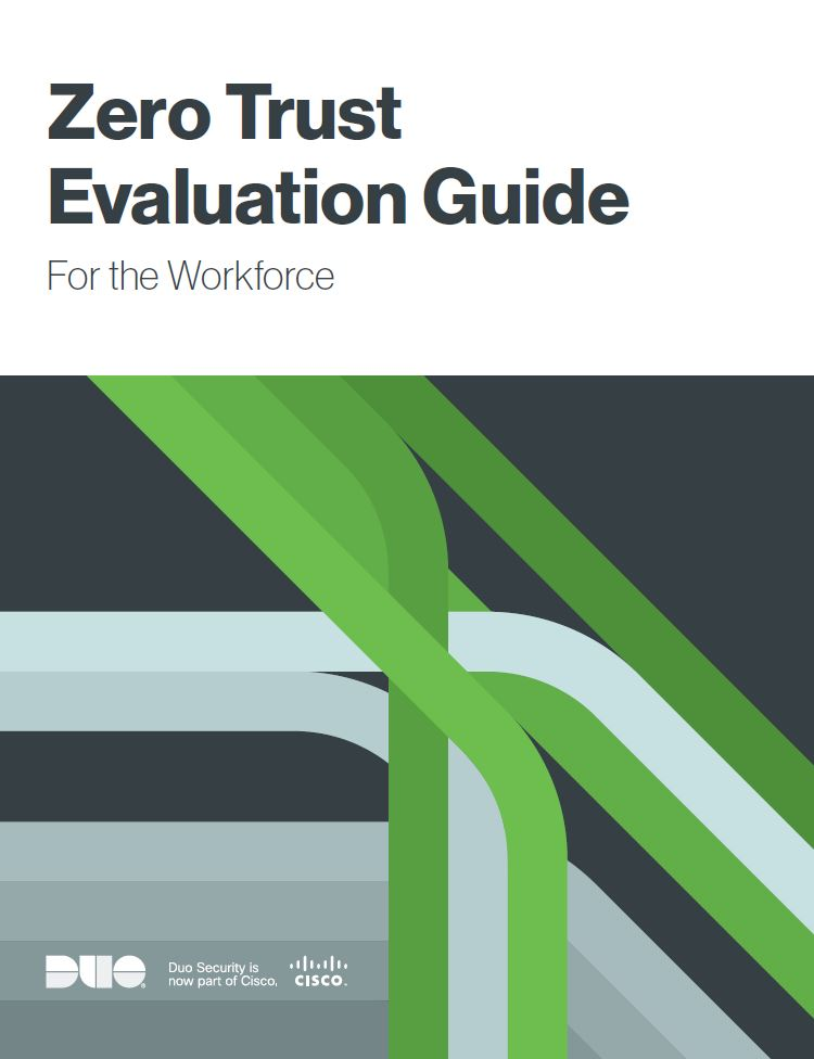 Zero Trust Evaluation Guide for the Workforce
