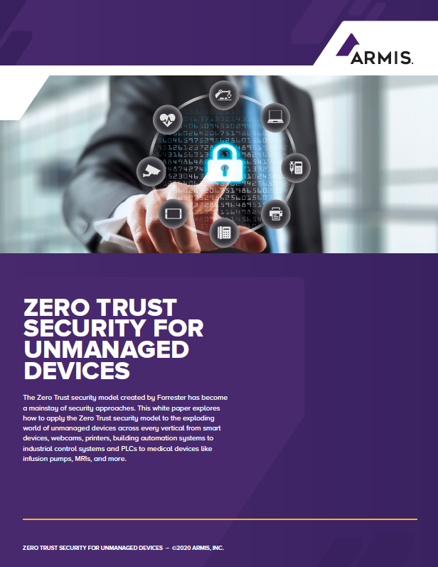 Zero Trust Security for Unmanaged Devices